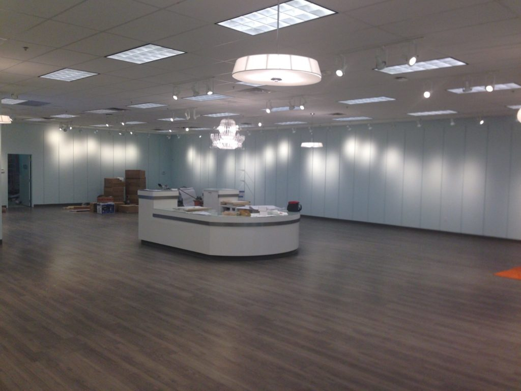 Maurices store